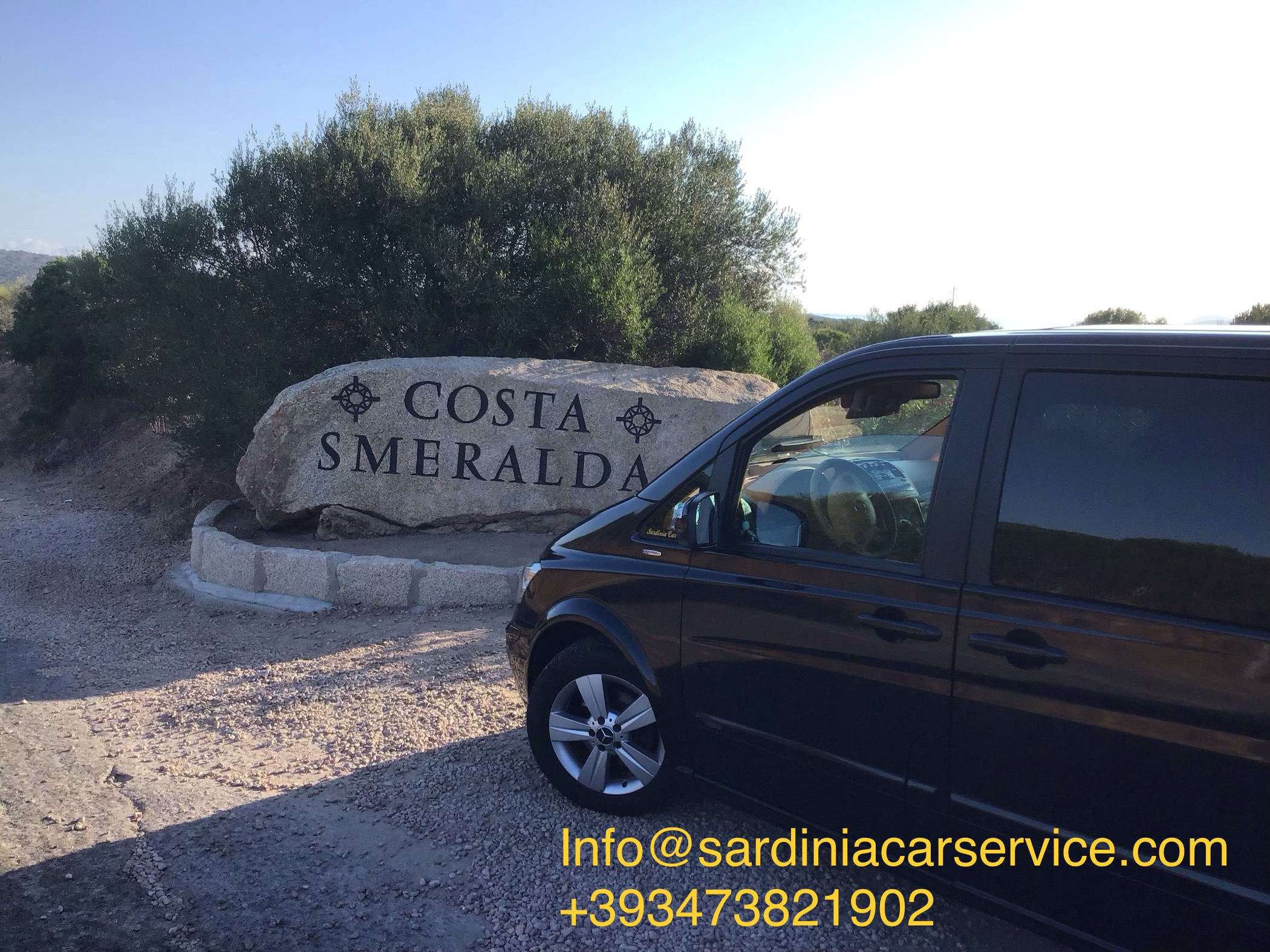 Tour Costa Smeralda Full Day